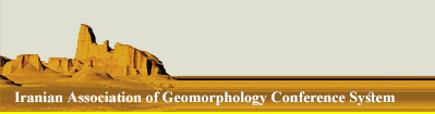 Iranian Association of Geomorphology Conferences Site